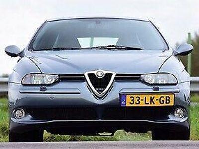 gebraucht Alfa Romeo GTA 156aus Holland