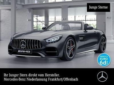 gebraucht Mercedes AMG GT C Perf-Sitze Perf-Abgas COMAND LED Keyl-GO