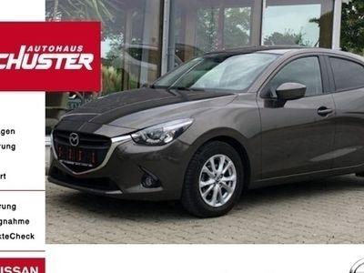 gebraucht Mazda 2 Exclusive-Line LED Navi Touring-Paket