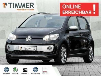 gebraucht VW cross up! up!1.0 up!*cool & sound*Winterpaket*