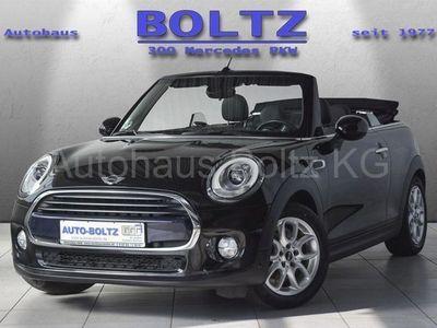 gebraucht Mini Cooper Cabriolet !!!TRAUMASUSTATTUNG!!!
