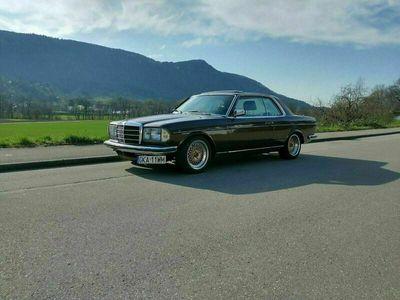 gebraucht Mercedes 280 Mercedes Benz W123Coupé