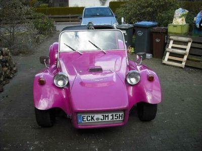 gebraucht VW Buggy Roadster auf Käferbasis mit Verdeck