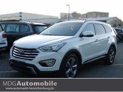 gebraucht Hyundai Grand Santa Fe 2.2 CRDi Premium 4WD Panorama Navi