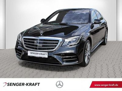 second-hand Mercedes S400 d 4MATIC Panorama SD Standhzg AMG-Line LED