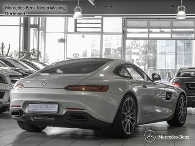 gebraucht Mercedes AMG GT Night COMAND Pano-Dach LED Leder PTS
