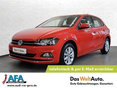 gebraucht VW Polo 1,6 TDI Highline Klimaaut*PDCv+h*SHZ