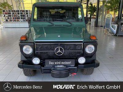 gebraucht Mercedes G290 Top Ausstattung. Bitte Fahrzeugbeschreibung lesen.