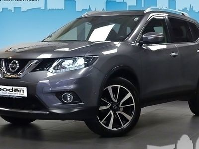 käytetty Nissan X-Trail 1.6 dCi Tekna PANO NAVI SHZ KAMERA