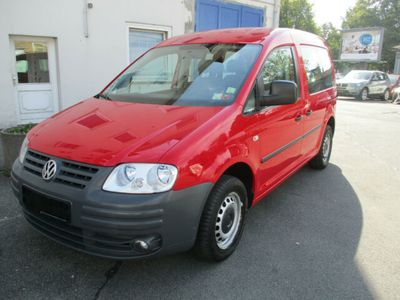gebraucht VW Caddy Life EcoFuel, 5 sitze, Erdgas/Bezin