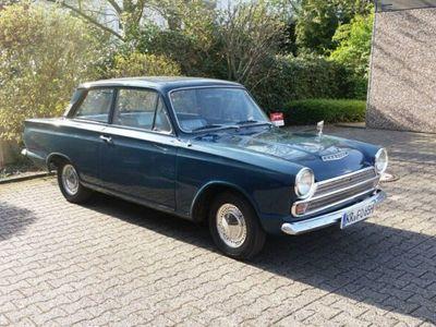 gebraucht Ford Cortina MK1, Bj -65, 1500cc, vollrestauriert