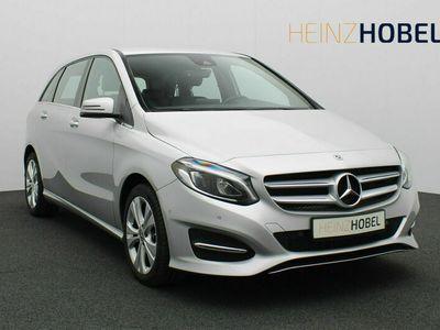 gebraucht Mercedes B200 d DCT, Navi, LED
