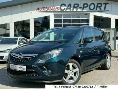 gebraucht Opel Zafira Tourer C Style bei Gebrachtwagen.expert