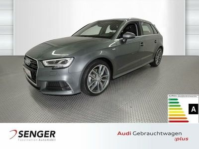 gebraucht Audi A3 Sportback sport 35 TDI 110 kW (150 PS) S tronic
