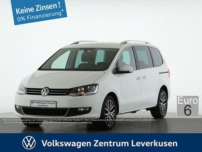 gebraucht VW Sharan Allstar 2.0 DSG NAVI AHK PDC SHZ KLIMA