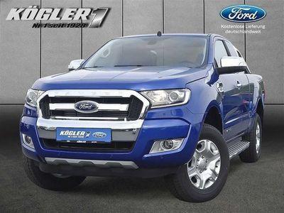 gebraucht Ford Ranger Extrakabine Limited Aut. -29%*