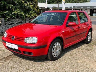 gebraucht VW Golf IV Lim. 1.4 Ocean 2.Hand 97.971 KM