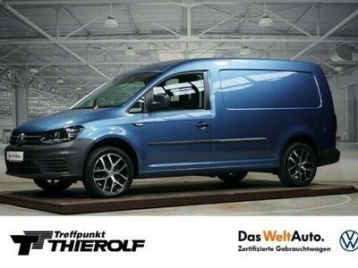gebraucht VW Caddy Maxi Kasten 2.0 TDI NAVI KLIMAAUTOMATIK 17-ZOLL LM