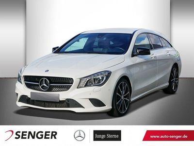 gebraucht Mercedes CLA220 D SB+NIGHT-PAK+SHZ+XENON+NAV+SPIEGEL-PAK Fahrzeuge kaufen und verkaufen