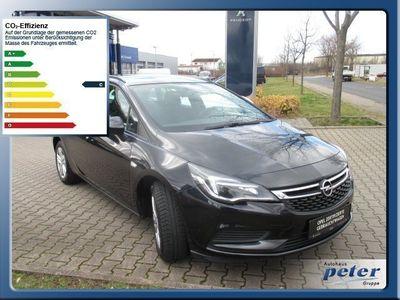 gebraucht Opel Astra Sportstourer 1.4 Turbo Edition Sitzhzg.