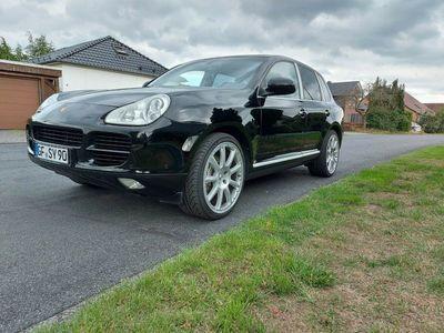 gebraucht Porsche Cayenne S LPG GAS Tüv 06/22 als SUV/Geländewagen/Pickup in Gifhorn