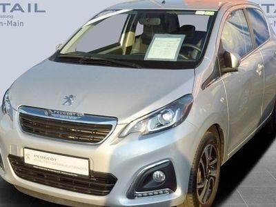 gebraucht Peugeot 108 Allure PureTech 82 *KLIMA/SITZH.*
