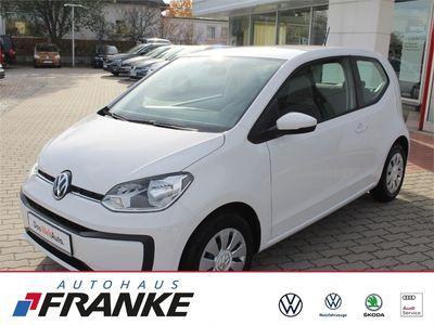 gebraucht VW up! 1,0 l 44 kW (60 PS) 5-Gang KLIMA