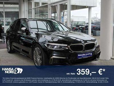 "gebraucht BMW M5 50d xDrive T. NAVI LED H/K 19"" ALU STANDHZ"