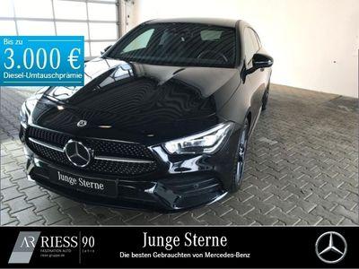 gebraucht Mercedes CLA250 Shooting Brake AMG MultibeamLED Rückfahrka