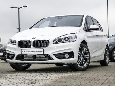 gebraucht BMW 220 Active Tourer 2er i Sport Line