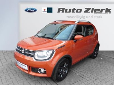 used Suzuki Ignis Comfort + 1.2 Automatik-Getriebe nur 31819 km