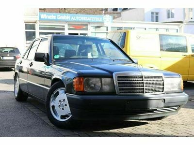 gebraucht Mercedes 190 1.8 ALU Schiebedach TÜV NEU