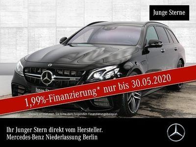 gebraucht Mercedes E63 AMG T 4M Driversp Perf-Abgas WideScreen 360°