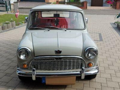 gebraucht Austin Mini MK 1, RHD, vollrestauriert