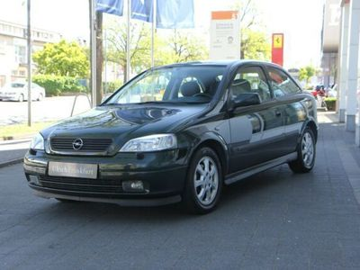 gebraucht Opel Astra 1.8 Coupe 16V AHK/Klima/Automatik/AHK