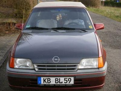 gebraucht Opel Kadett E Cabrio GL Edition
