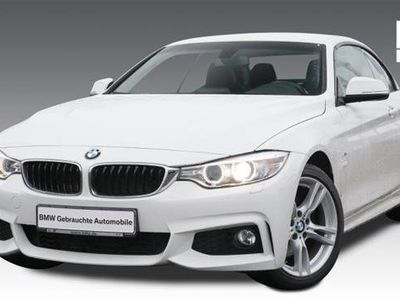 gebraucht BMW 428 i xDrive EURO6 M Sportpaket HK HiFi Xenon Tempomat