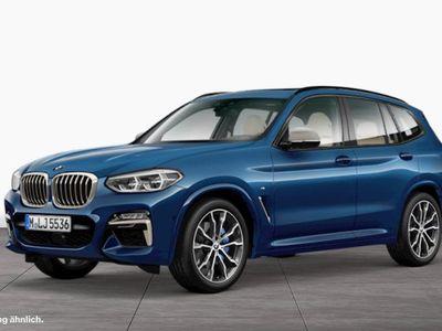 gebraucht BMW X3 M40d AT