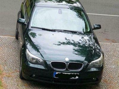 gebraucht BMW 523 5er E60 i LPG Prins