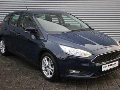 gebraucht Ford Focus EcoBoost Trend *SYNC*BLUETOOTH*LMF*GANZJAH