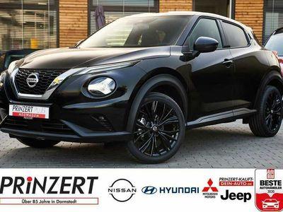 gebraucht Nissan Juke 1.0 DIG-T MT ENIGMA, Neuwagen, bei Autohaus am Prinzert Verkaufs GmbH + Co KG