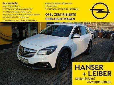 gebraucht Opel Insignia Country Tourer A Xenon, 18 Zoll, FlexRide,