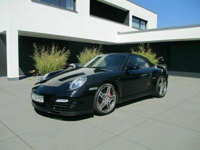 gebraucht Porsche 997 TURBO***LEDER/BOSE/TECHART ABGASANLAGE***