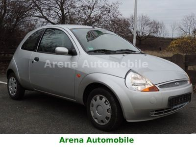 gebraucht Ford Ka Royal*Orginal 35.000km*Klima*Leder*Servo.
