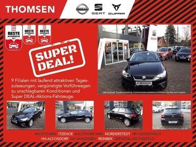 gebraucht Seat Ibiza 1.0 TSI DSGStyle Bremsass Sitzh. PDC
