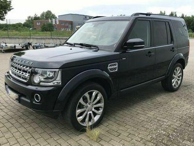 gebraucht Land Rover Discovery 4 SDV6 HSE Vollaussta...