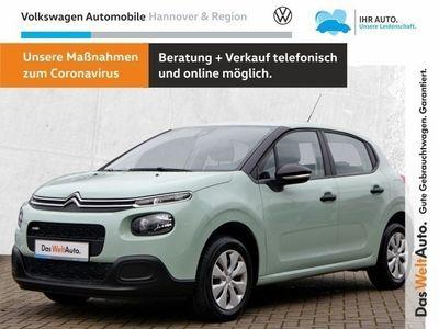 gebraucht Citroën C3 1.2 VTi PureTech 82 Selection Radio GRA