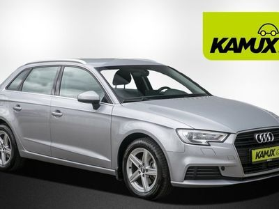 used Audi A3 Sportback 1.6 TDI +Bi-Xenon Plus +Connectivity Paket +ACC +PDC +EURO 6