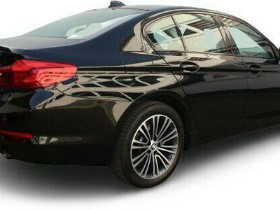 gebraucht BMW 530 530 d Limousine Lines SH Navi PDC LMR Sportsitz