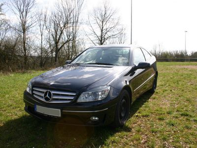 gebraucht Mercedes CLC200 CDI DPF Automatik
